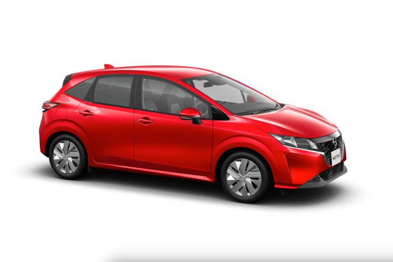 10. Nissan Note (doanh số: 28.130 chiếc).