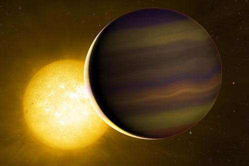 Lần đầu tiên phát hiện một hành tinh… biết chạy