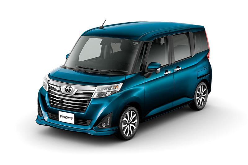 5. Toyota Roomy (doanh số: 39.397 chiếc).