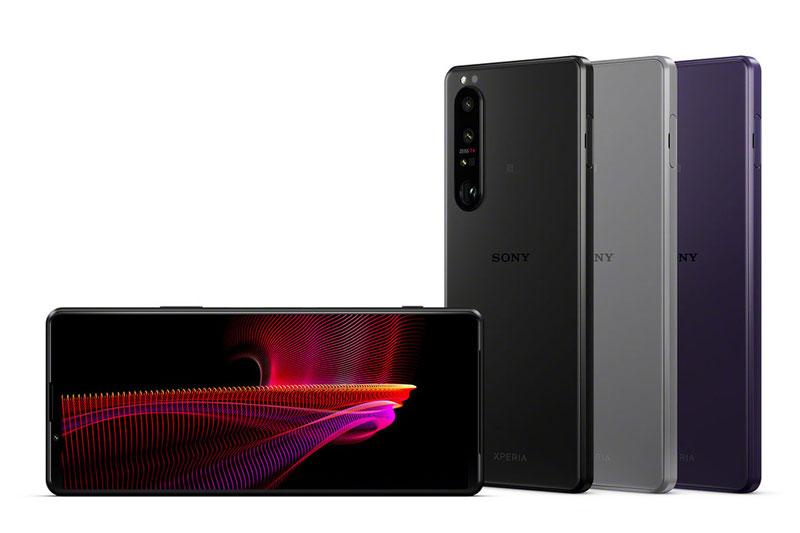 Mùa Hè tới, Sony Xperia 1 III sẽ chính thức được bán ra nhưng giá chưa công bố. Máy có 3 màu đen mờ, xám sương và tím sương.