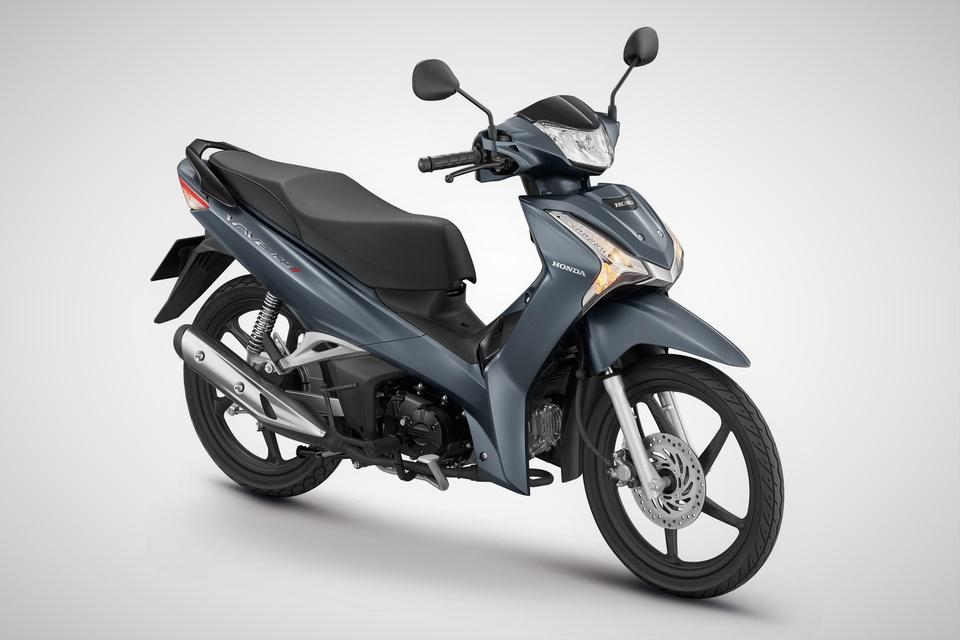 Chi tiết Honda Wave 125i 2021 vừa ra mắt