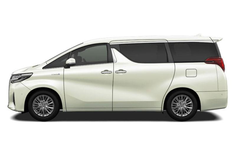 6. Toyota Alphard (doanh số: 34.104 chiếc).