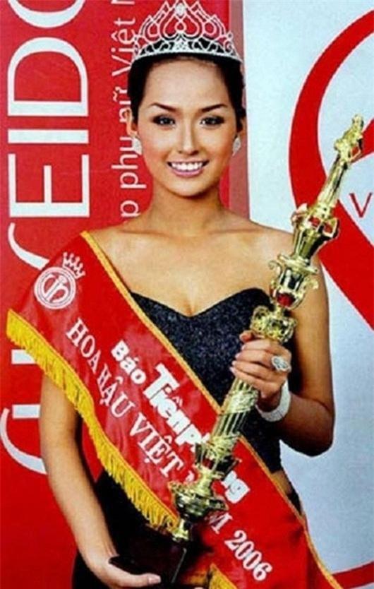 6 người đẹp ở Hà Nội từng đăng quang Hoa hậu Việt Nam ảnh 10