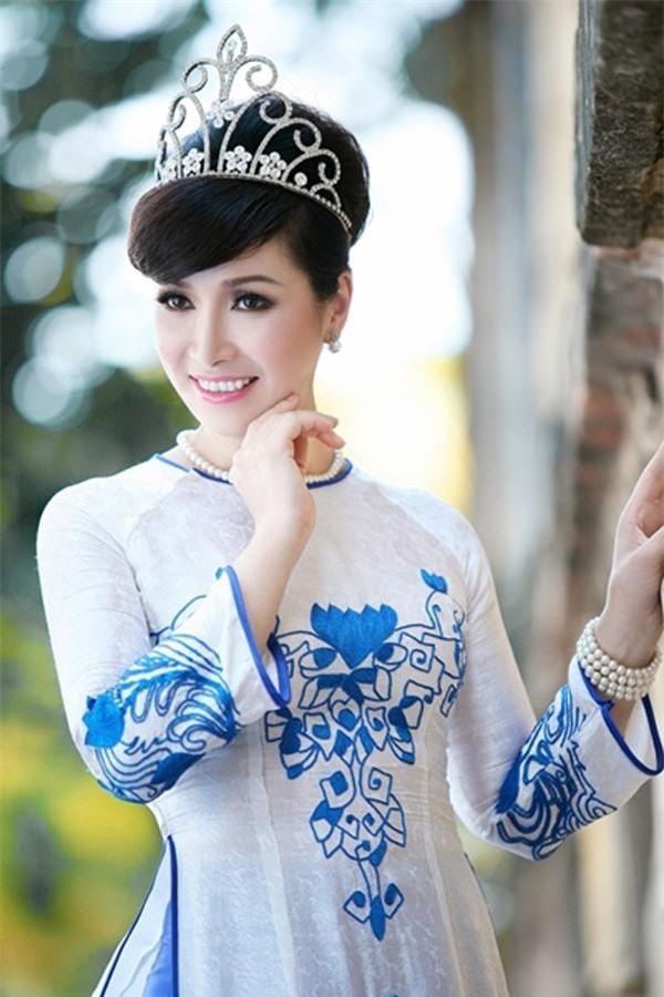 6 người đẹp ở Hà Nội từng đăng quang Hoa hậu Việt Nam ảnh 2