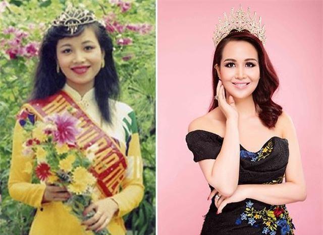 6 người đẹp ở Hà Nội từng đăng quang Hoa hậu Việt Nam ảnh 4