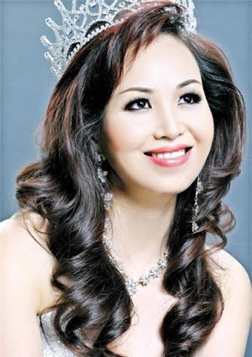 6 người đẹp ở Hà Nội từng đăng quang Hoa hậu Việt Nam ảnh 5