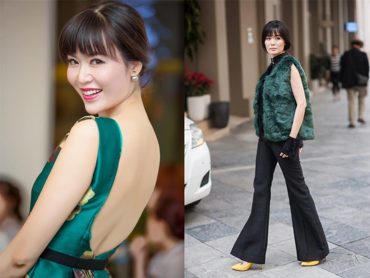 6 người đẹp ở Hà Nội từng đăng quang Hoa hậu Việt Nam ảnh 8