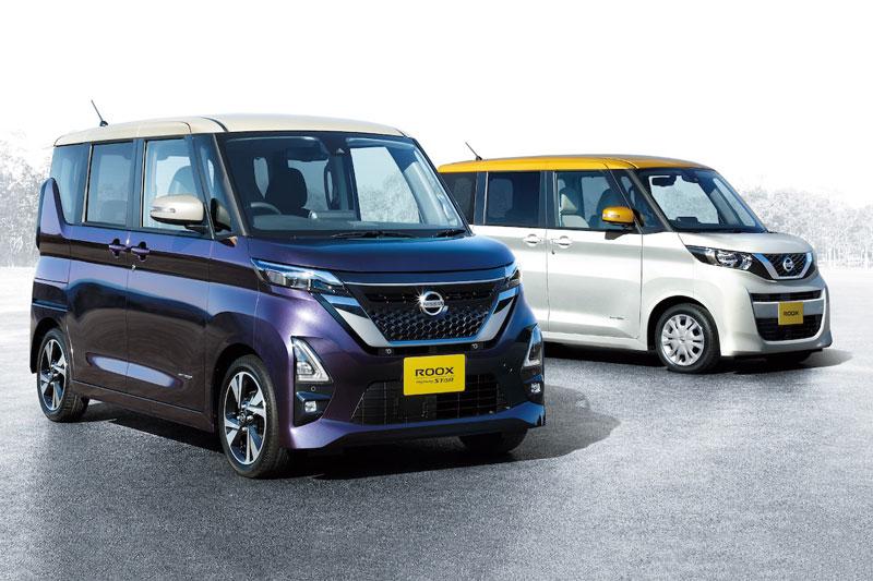 7. Nissan Roox (doanh số: 33.377 chiếc).