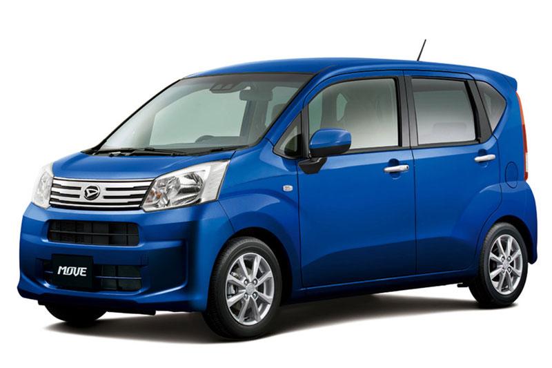 8. Daihatsu Move (doanh số: 31.600 chiếc).