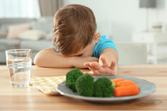 Biếng ăn nếu không được xử trí sớm sẽ ảnh hưởng xấu đến sức khỏe và sự phát triển toàn diện của trẻ nhỏ.