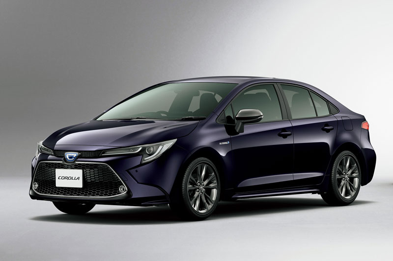 9. Toyota Corolla (doanh số: 29.206 chiếc).
