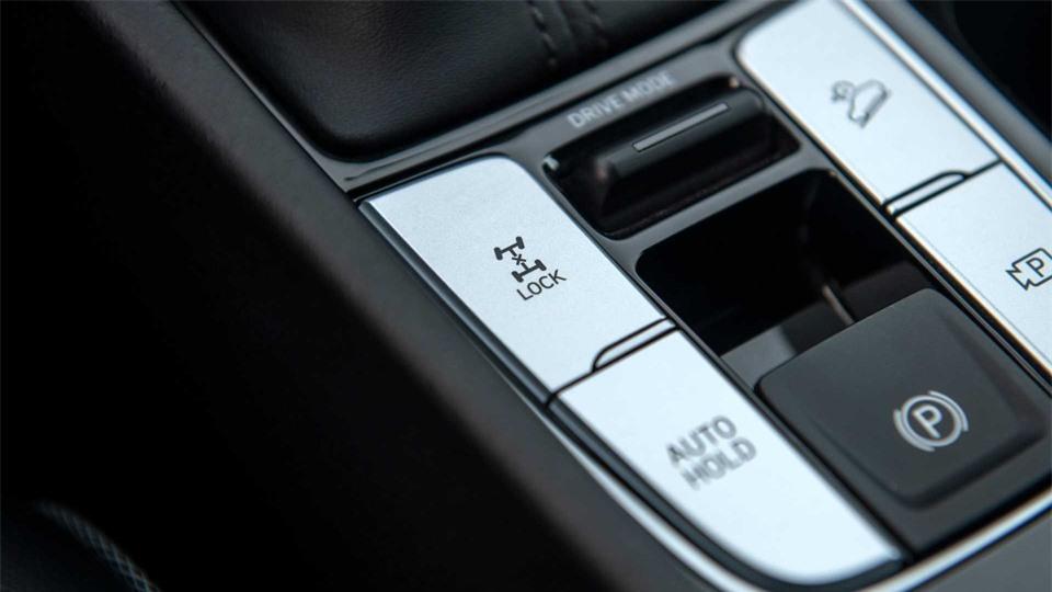 Ban tai Hyundai Santa Cruz 2022 chinh thuc ra mat anh 15