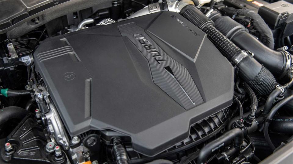 Ban tai Hyundai Santa Cruz 2022 chinh thuc ra mat anh 3