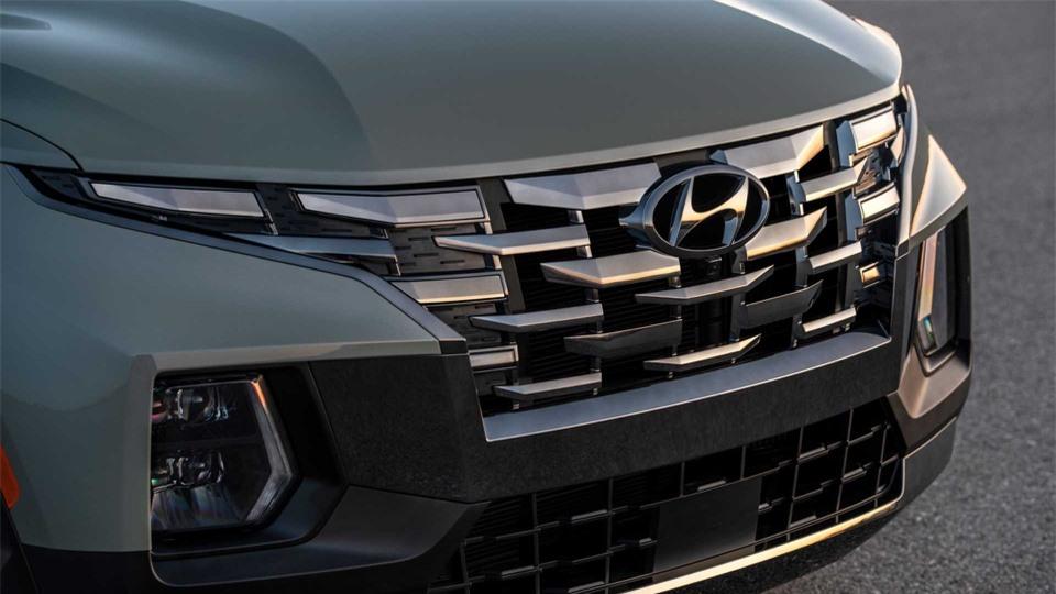 Ban tai Hyundai Santa Cruz 2022 chinh thuc ra mat anh 5