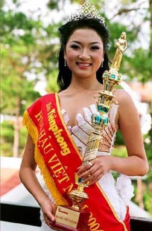 Hai người đẹp quê đất Cảng đăng quang Hoa hậu Việt Nam là ai? ảnh 5