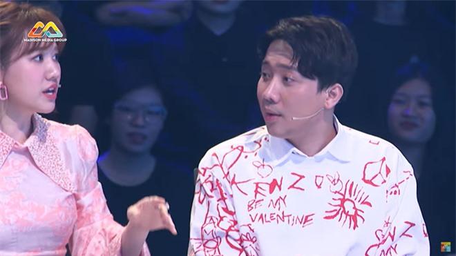 Hari Won nhắc Trấn Thành: Đừng làm gì sai trái, có lỗi với em, em nhớ suốt đời - Ảnh 4.