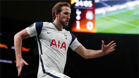 Harry Kane, hung thần của Everton