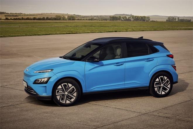 Hyundai Kona 2021 ban chay dien duoc ban tai Australia anh 1