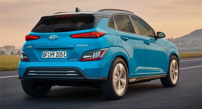 Hyundai Kona 2021 ban chay dien duoc ban tai Australia anh 2