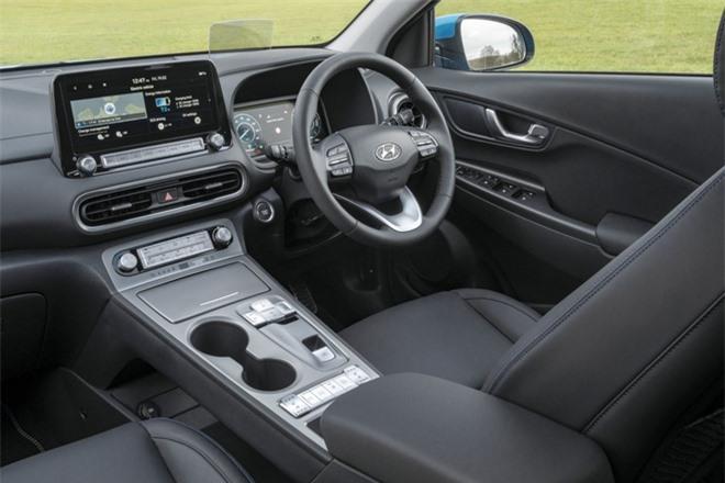 Hyundai Kona 2021 ban chay dien duoc ban tai Australia anh 3