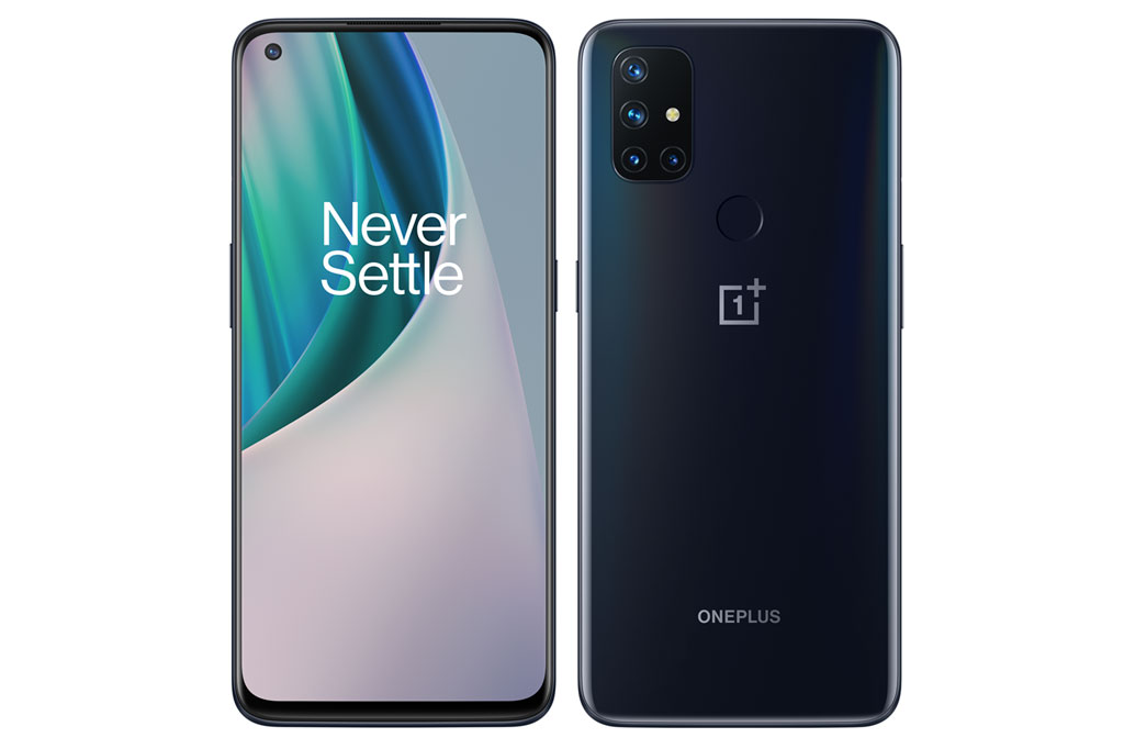 OnePlus Nord N10 5G.