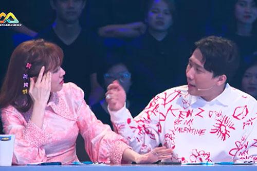 Hari Won nhắc Trấn Thành: Đừng làm gì sai trái, có lỗi với em