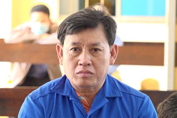 Đối tượng Lê Minh Tùng.