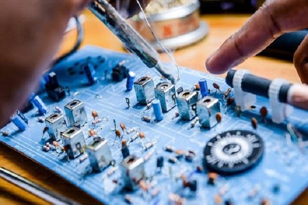 Tỷ lệ nội địa hóa các sản phẩm điện tử của Việt Nam chỉ đạt 5%.