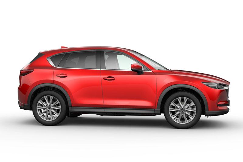 10. Mazda CX-5 (doanh số: 2.569 chiếc).