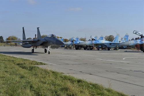 Chuyên gia Mỹ đề xuất cung cấp 100 chiếc F-15 cho Ukraine