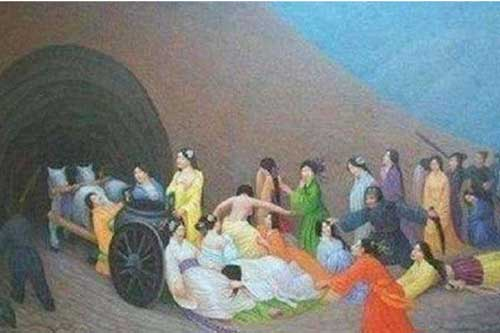 """Mộ cổ Trung Quốc sau khi xây xong sẽ bịt kín, chôn sống luôn thợ xây: Mánh khóe nào giúp người này thoát khỏi """"tử huyệt""""?"""