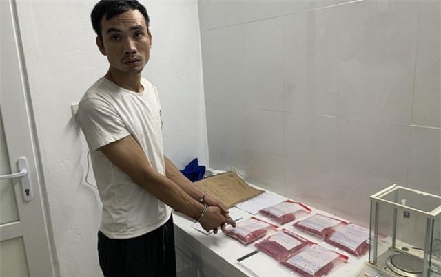 Phá thành công chuyên án, thu giữ hơn 1,3 kg ma túy - Ảnh 1.