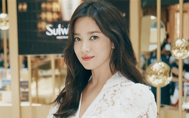 Song Hye Kyo đẳng cấp nhưng phải
