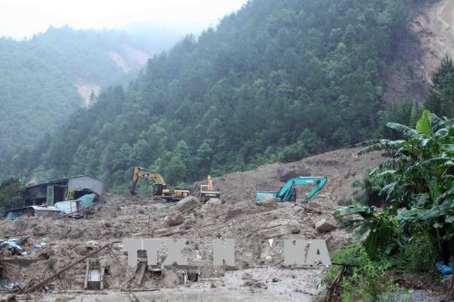 Thủ tướng Chính phủ ra công điện khắc phục hậu quả và ứng phó với mưa lũ