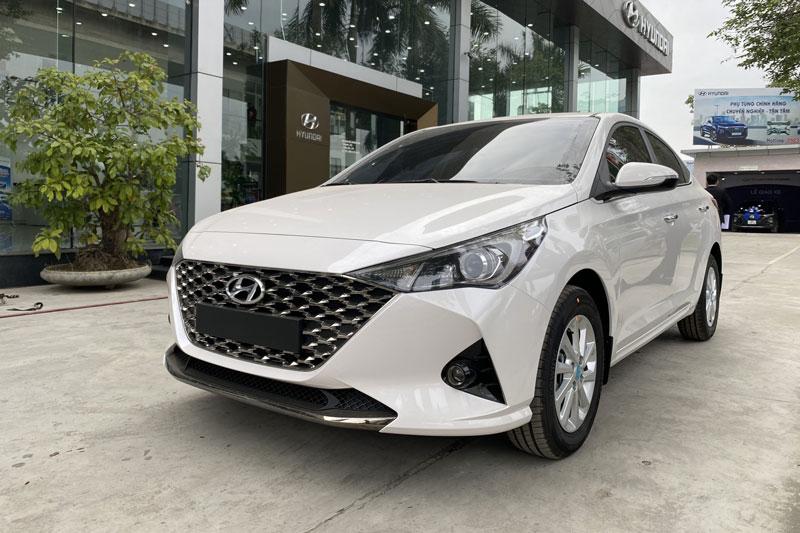 Top 10 ôtô bán chạy nhất tại Việt Nam quý I/2021: Hyundai Accent không đối thủ