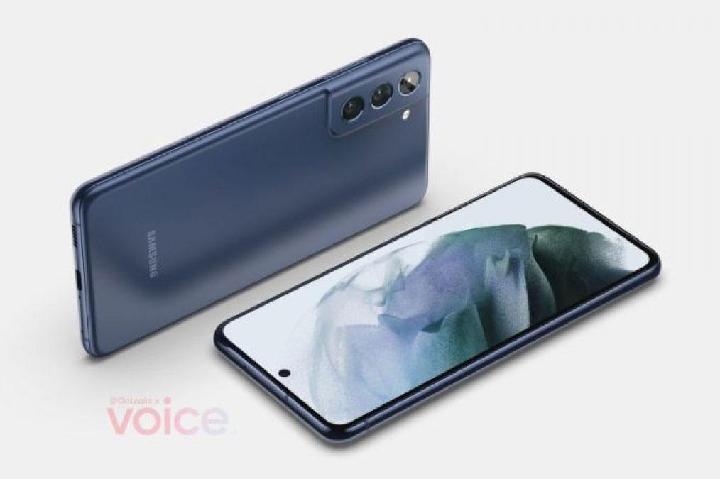 Những hình ảnh đầu tiên của Samsung Galaxy S21 FE sắp ra mắt