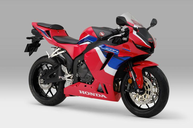 Honda CBR600RR 2021 ra mắt với giá hơn 550 triệu đồng