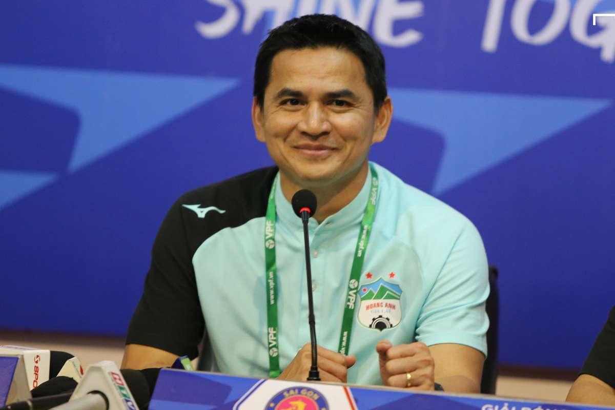 HLV Kiatisuk: 'Đội nào cũng muốn thắng HAGL'
