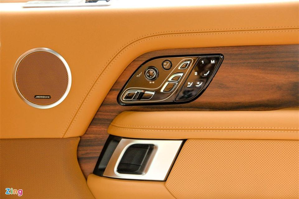 Chi tiet Range Rover SVAutobiography LWB 2021 tai Viet Nam anh 10
