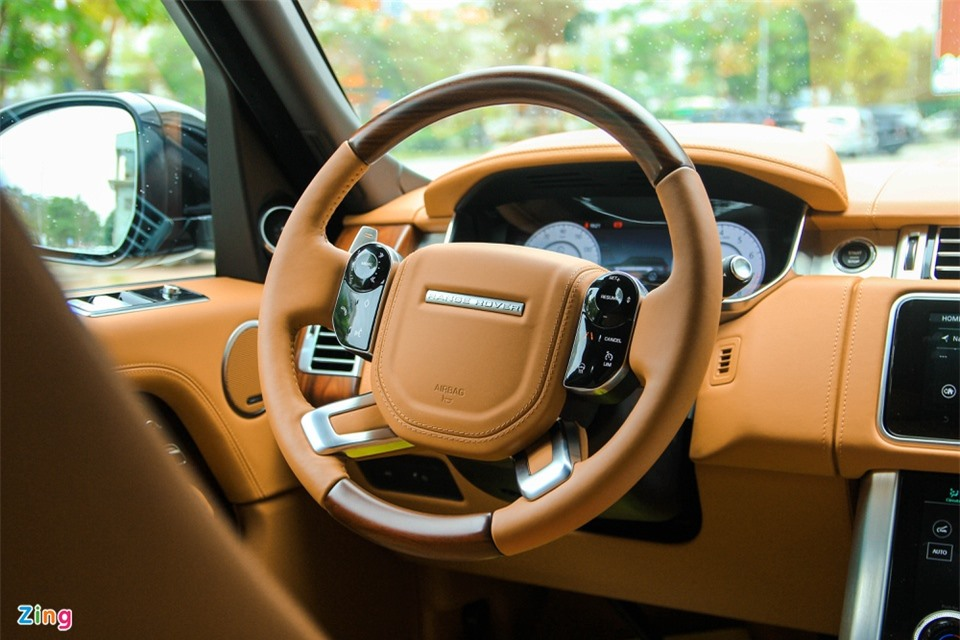 Chi tiet Range Rover SVAutobiography LWB 2021 tai Viet Nam anh 15