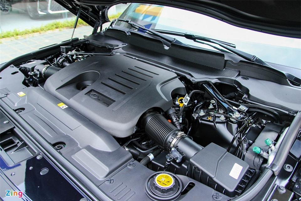 Chi tiet Range Rover SVAutobiography LWB 2021 tai Viet Nam anh 17