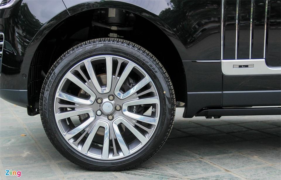 Chi tiet Range Rover SVAutobiography LWB 2021 tai Viet Nam anh 7