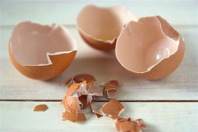 Mẹo tận dụng vỏ trứng để làm đẹp