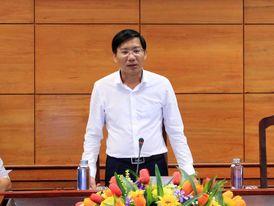 Bình Thuận: Triển khai đầu tư xây dựng và kinh doanh hạ tầng KCN Tân Đức