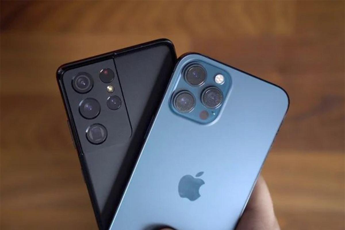 Mua iPhone 12 sẽ không bị lỗ hơn so với Galaxy S21 khi phải bán lại.