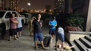 Hà Nội: Bé gái 3 tuổi rơi từ tầng 24 chung cư xuống đất tử vong