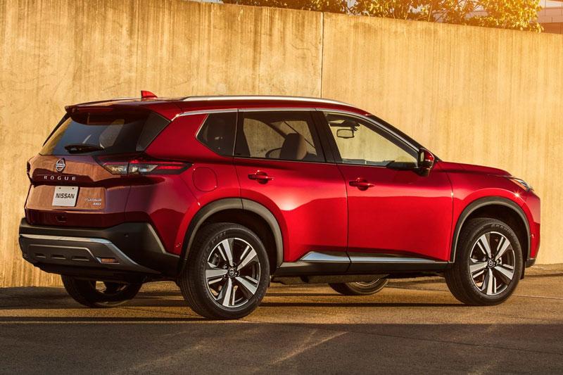 6. Nissan Rogue (doanh số: 86.719 chiếc).
