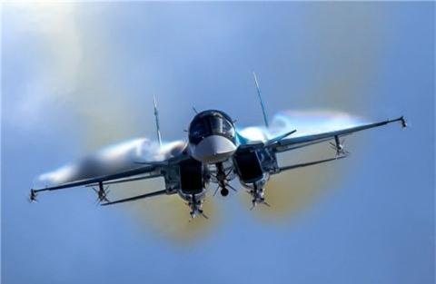 Bao My: Su-34 hoan hao voi trang bi moi