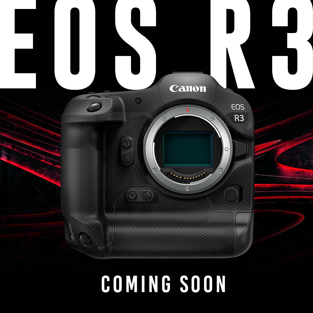 EOS R3 rất có thể sẽ là mẫu máy ảnh fullframe không gương lật mạnh nhất từ trước tới nay của Canon