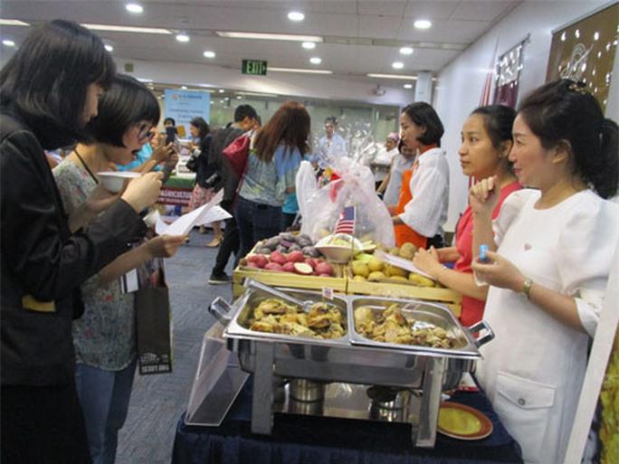 Nguy cơ thực phẩm made in Vietnam mất thị phần - Ảnh 1.
